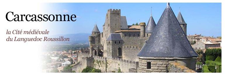 Carcassonne la cit� m�di�vale du Languedoc-Roussillon