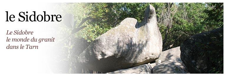 Le Sidobre, un monde de granit dans le Tarn