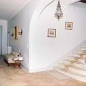 Accès étage des chambres d'hotes du Domaine Lalande