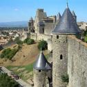 Carcassonne la Cité fortifiée