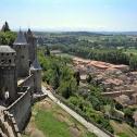 Carcassonne Inscrite au patrimoine mondial de l'UNESCO