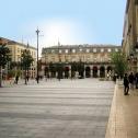 Place Jean Jaurès à Castres
