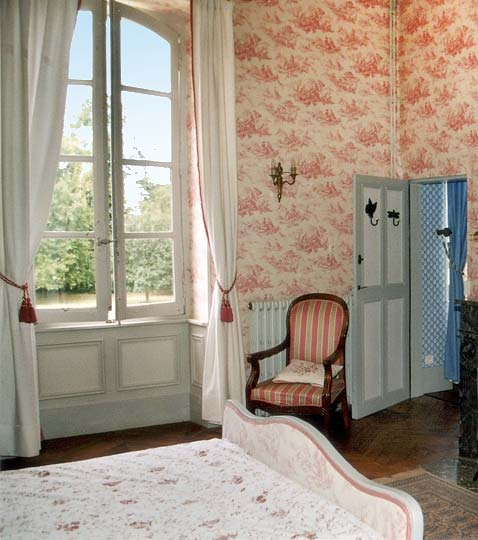 chambre d 39 hote gabrielle domaine de lalande ven s tarn. Black Bedroom Furniture Sets. Home Design Ideas