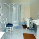 Salle de bain de la chambre Louise