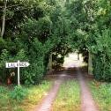 Entrée Parc et Domaine de Lalande Tarn