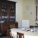 Salle à manger Domaine de Lalande dans le Tarn