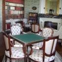 Salon des chambres d'hotes du Domaine de Lalande