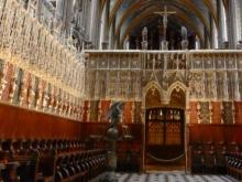 Albi la Cathédrale Sainte-Cécile, le coeur