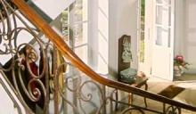 Espace commun pour les hôtes du Domaine Lalande