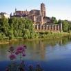 Albi cité épiscopale inscrite au patrimoine de l'UNESCO