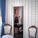 Communication Charles-Aimé avec la chambre Gabrielle