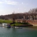 Berges du Canal du Midi à Toulouse
